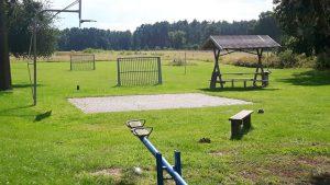 Anliegender Spielplatz
